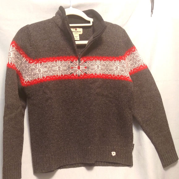 Ladies Sweater by Woolrich